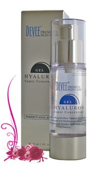 Devee Hyaluron Gel Superkonzentrat 30ml